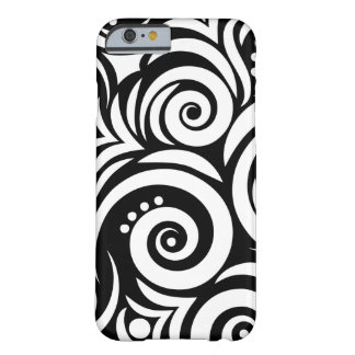 Smartphone covering ornamentation barely there iPhone 6 case