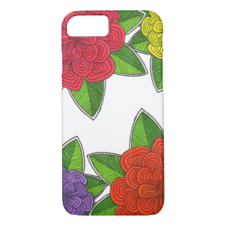 Smartphone Floral iPhone 8/7 Case