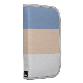 Smartphone Folio Case - Fashion Stripe Planner