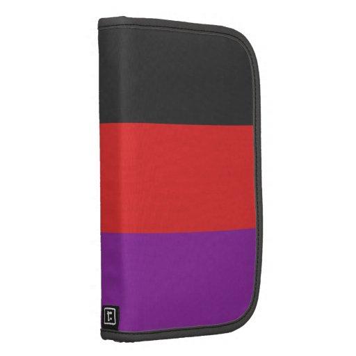 Smartphone Folio Case - Fashion Stripe Organizer