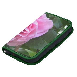 SmartPhone Folio - Rose Pink Camellia Folio Planners