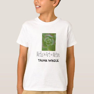 smartur-tshirt-Maths&ArtsisNature T Shirt