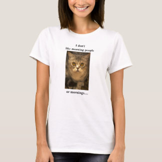 Smarty Cat - Funny Quote - Women's T-Shirt