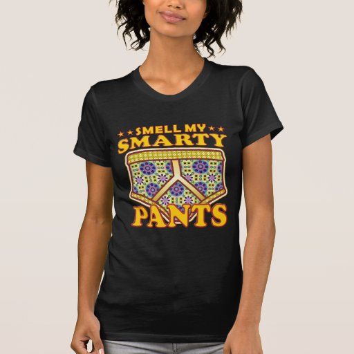 Smarty Pants Smell Tees