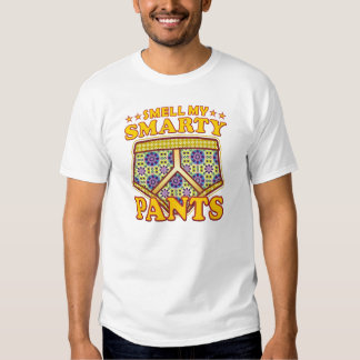 Smarty Pants Smell Tshirts