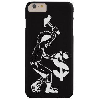 Smash Capitalism! Punk iPhone Case