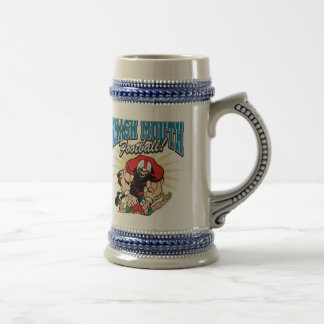 Smash Mouth Football Beer Steins