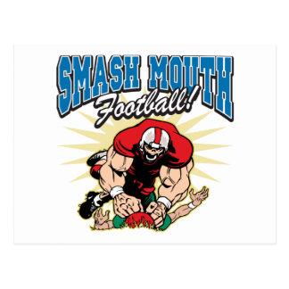 Smash Mouth Football Postcard