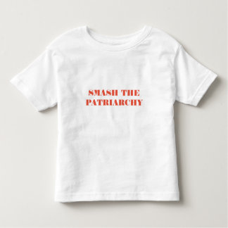 Smash the Patriarchy Kids Shirt