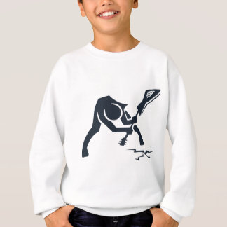 Smashing Guitar Sweatshirt