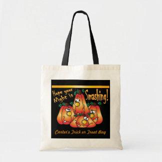 Smashing Pumpkins Trick or Treat Bag Tote Bag