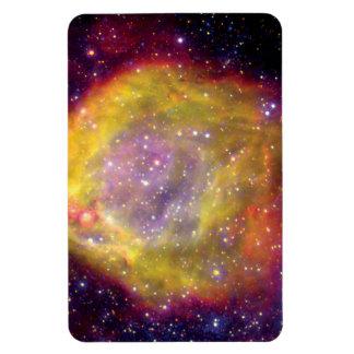 SMC WR7 Nebula Magnet
