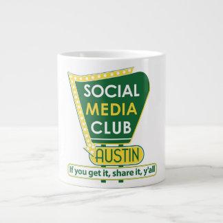 SMCAustin Jumbo Coffee Mug