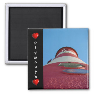 Smeaton's Tower, Plymouth Hoe Magnet