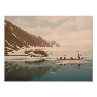 Smeerenburg I, Svalbard, Norway Photographic Print