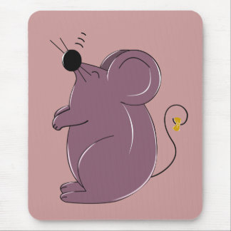 Smell Cheese Mouse Pad