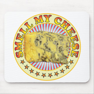Smell My Cheese v2 Mousemat