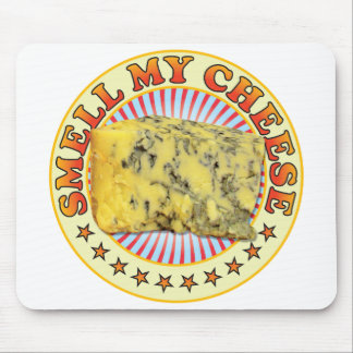 Smell My Cheese v3 Mouse Pad
