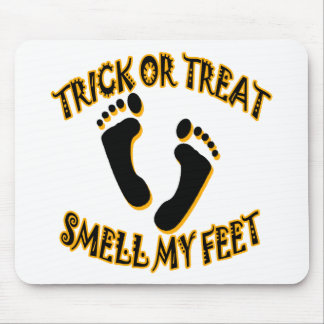 Smell my Feet Mouse Pad