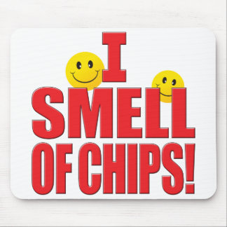 Smell Of Chips Life Mouse Pad