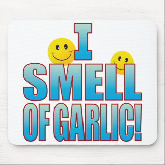 Smell Of Garlic Life B Mouse Pad