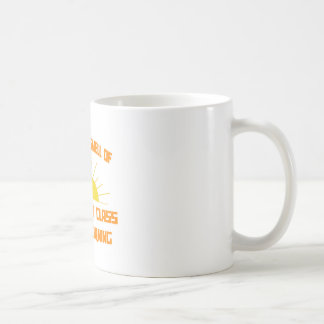 Smell of Geography Class in the Morning Basic White Mug