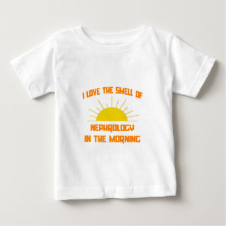 Smell of Nephrology in the Morning Baby T-Shirt