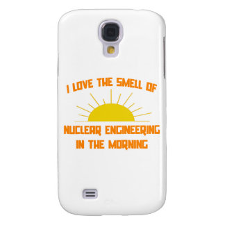 Smell of Nuclear Engineering in the Morning Galaxy S4 Cover