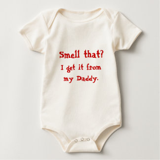 Smell That? Baby Bodysuit