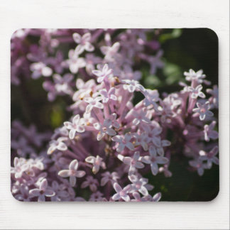 Smell That Lilac Mouse Pad