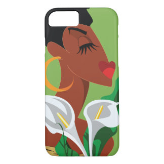 Smell the Flowers Phone Case