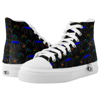 Smell The Flowers Unicorn High Tops
