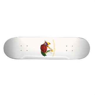 Smell The Roeses Butterfly & Fairy Skate Board Decks
