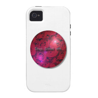 Smell the Roses Cellphone Cover iPhone 4/4S Cases