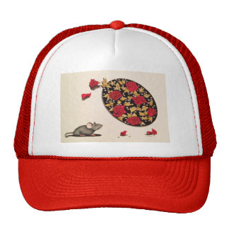 Smell the Roses Trucker Hat