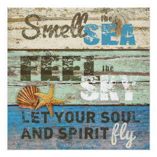 Smell the Sea Cottage Art ID241
