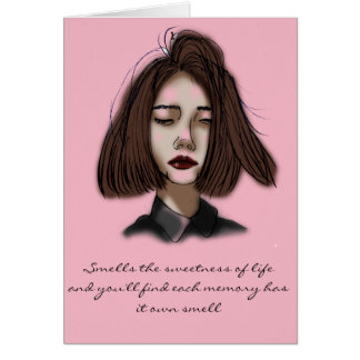 Smells Sweets Card