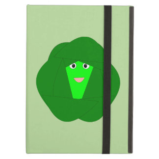 Smelly Christmas Brussels Sprout iPad Case