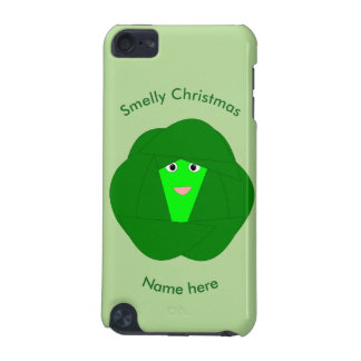 Smelly Christmas Brussels Sprout iPod Case