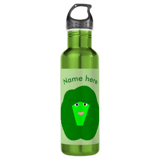 Smelly Christmas Brussels Sprout Water Bottle
