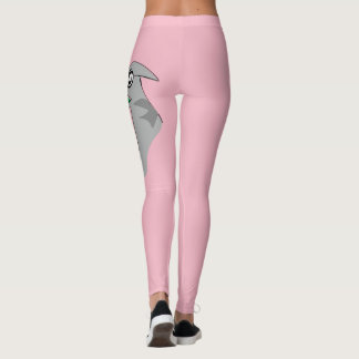 Smellyface leggings