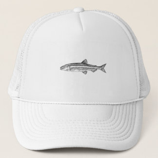 Smelt Art Trucker Hat