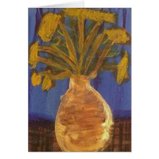 Smeraldo Gallery - Crown Imperial Fritillaries Card