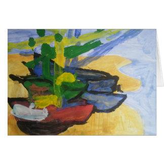 "Smeraldo Gallery ""Fishing Boats"" Card"