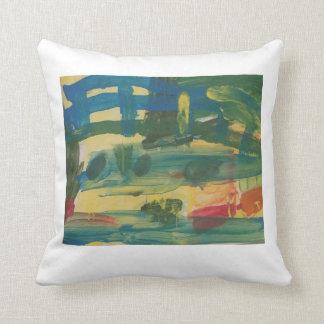 "Smeraldo Gallery ""Sunset Bridge"" Throw Pillow"