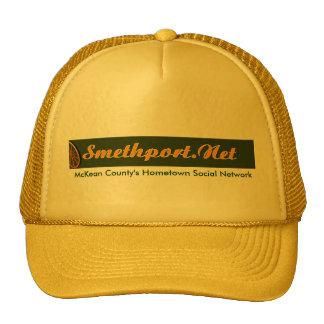 Smethport Net Hat. Cap