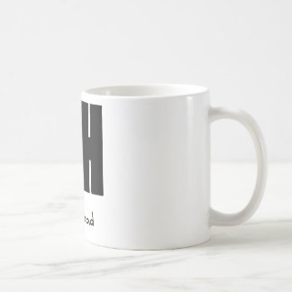 SMH Shaking My Head Coffee Mug