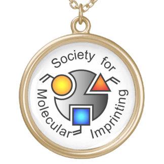 SMI logo necklace gold