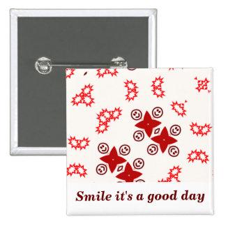 Smile #2_ pins