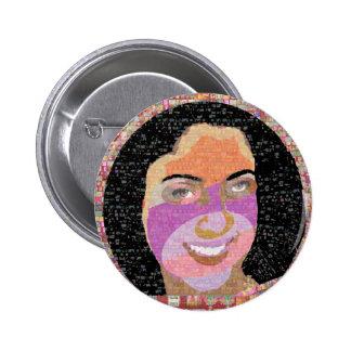 Smile and Kill :    Princess SONA Roopa 6 Cm Round Badge